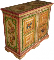 Painted chest of drawers, sideboard - model 3