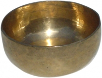 Handmade brass singing bowl from India - 12 cm
