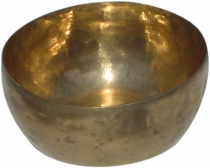 Handmade brass singing bowl from India - 16 cm