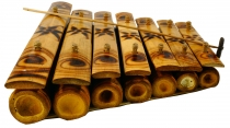 Table Soundplay, Music Percussion Rhythm Sound Bamboo Instruments..