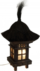 Bali Garden Lamp incl. Outdoor Cable - Model 1