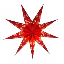 Foldable Advent Starlight Paper Star, Christmas Star Phoenix