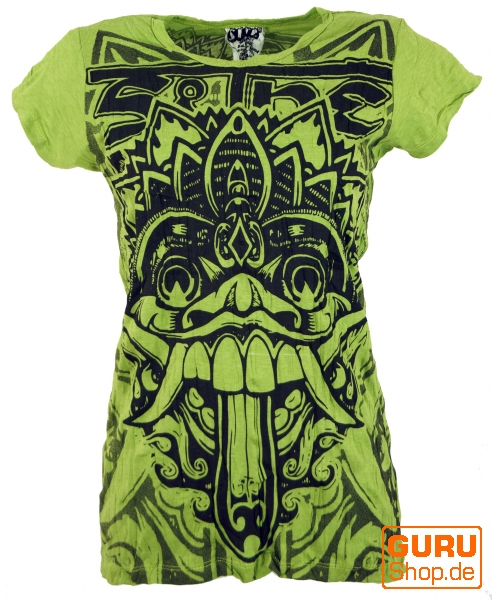 3dac96e8558a67 Sure T-Shirt Bali Dragon - lemon